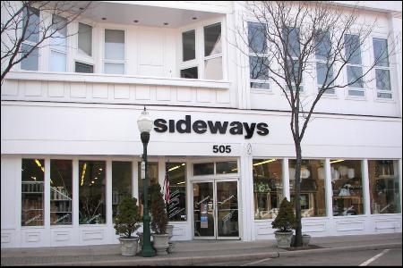 sideways - Plymouth, MI